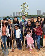 tree planting 2011