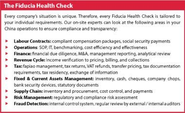 Fiducia_ChinaFocus2016_Issue3_healthcheck