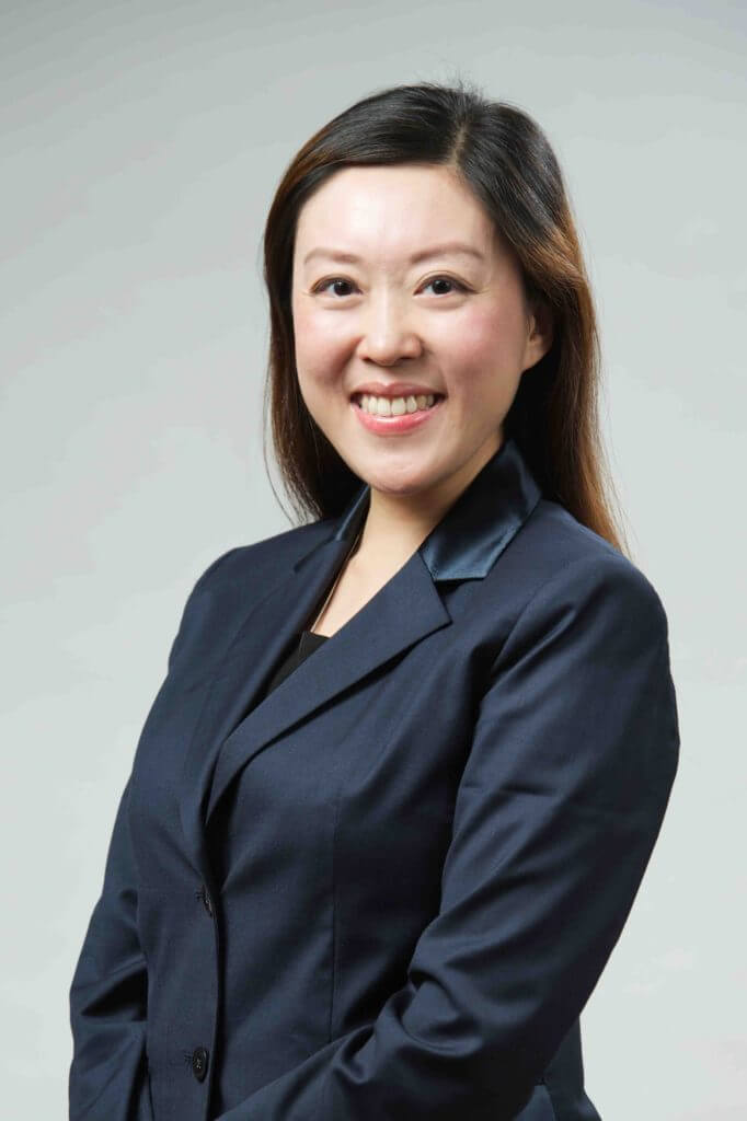 Shirley Wong Corporate Services Manager