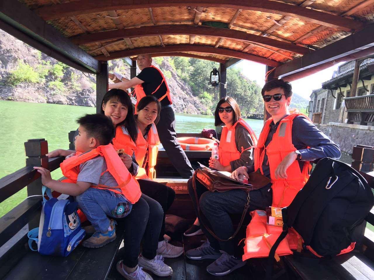 Gubei Shuizhen Company Trip