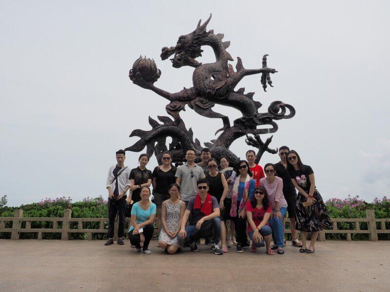 Sanya Company Trip