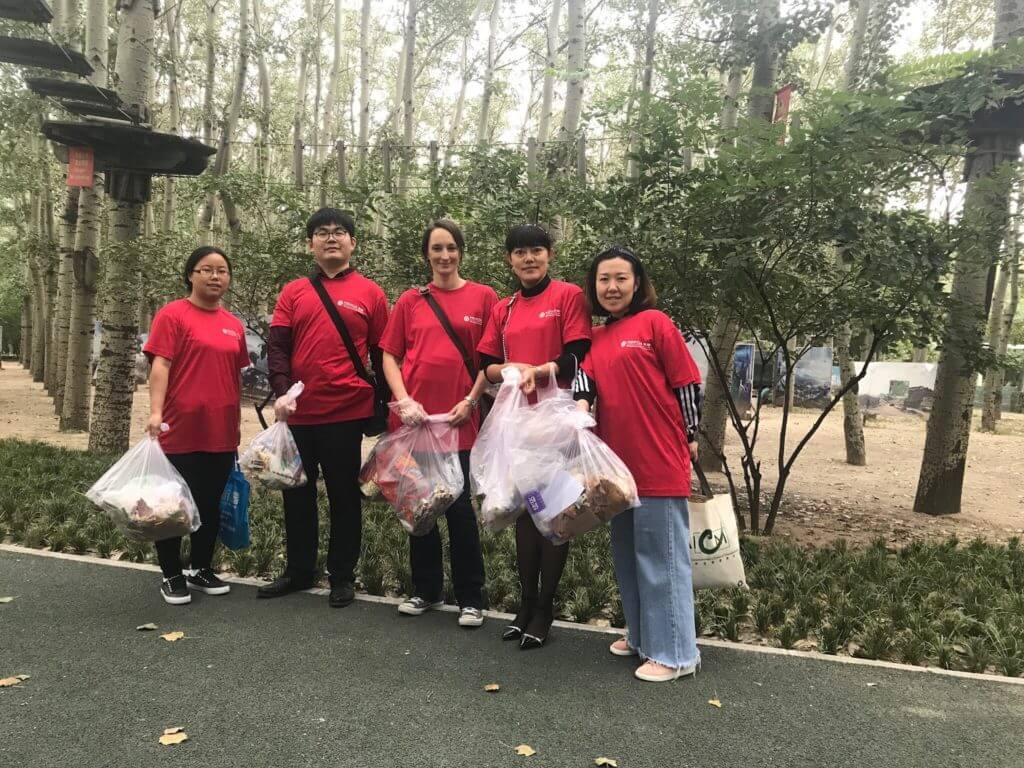 fidu-share bj park cleanup