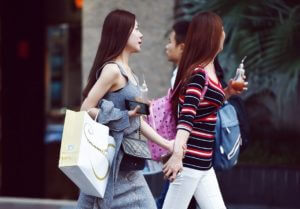china retail market outlook